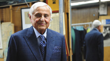 Getting a Martin Greenfield Suit — Straight From the Factory